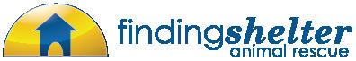 Finding Shelter Animal Rescue Logo